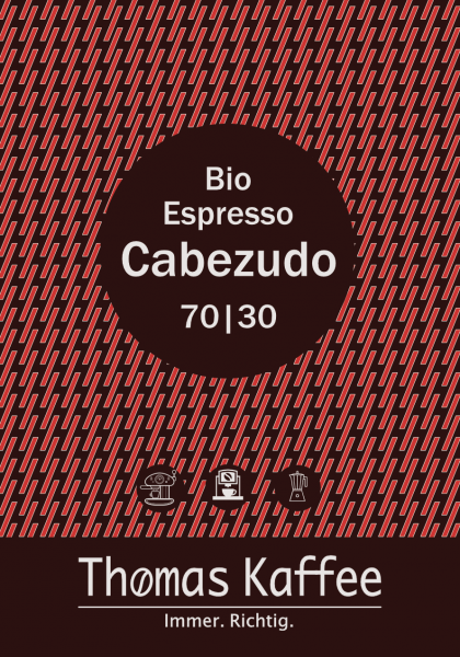 Espresso Cabezudo Bio