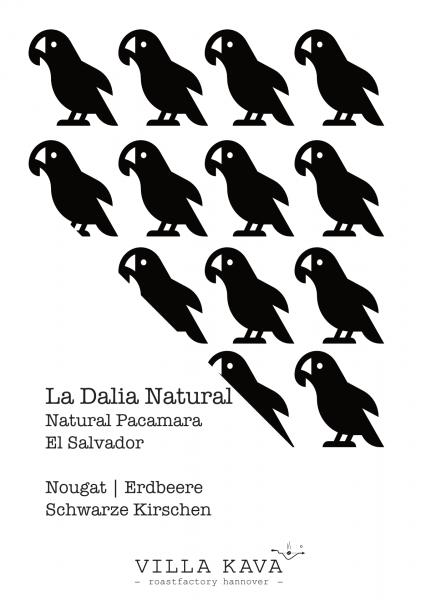 La Dalia Natural - El Salvador 200g