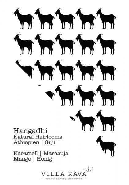 Hangadhi - Äthiopien 200g