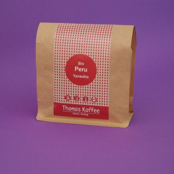 Peru Yanesha Bio - Thomas Kaffee