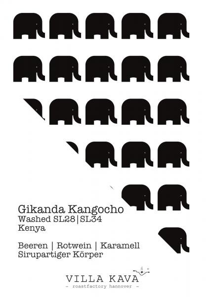 Gikanda Kangocho - Kenya 200g