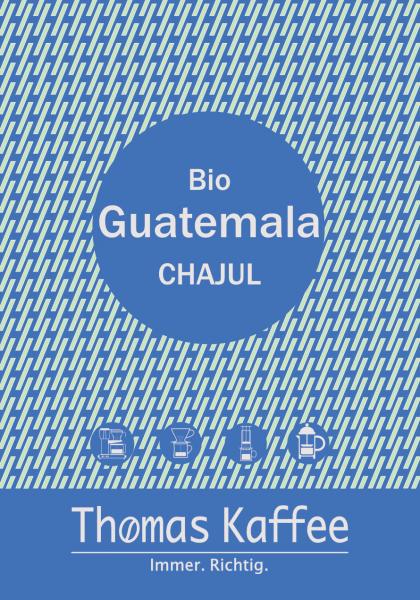 Guatemala Chajul Bio