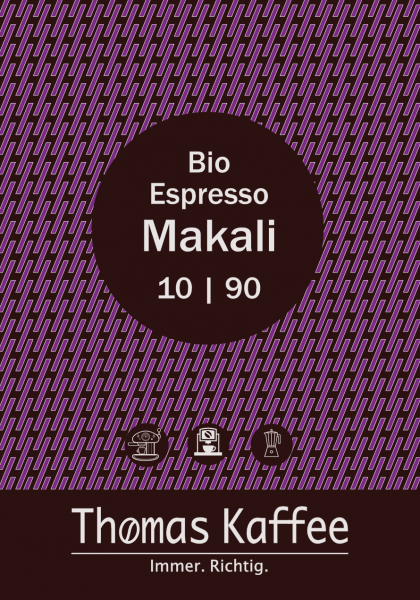 Espresso Makali Bio