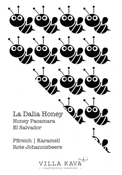 La Dalia Honey - El Salvador 200g