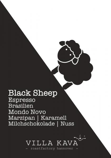 Espresso Black Sheep - 350g