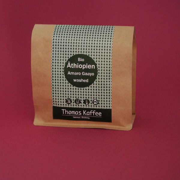 Äthiopien washed Bio - Thomas Kaffee