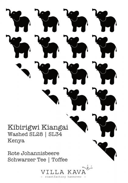 Kibirigwi Kiangai - Kenya 200g