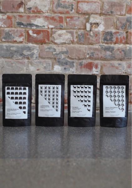 Probierpaket - Villa Kava Filterkaffee 4x60g