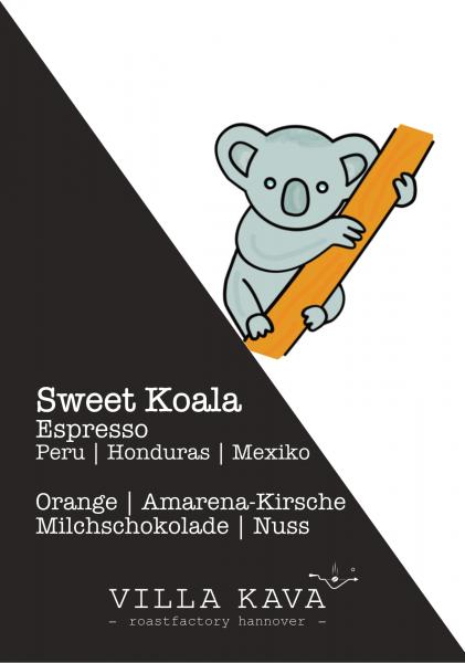 Espresso Sweet Koala