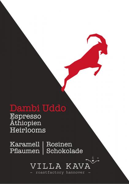 Espresso Dambi Uddo - Äthiopien 350g